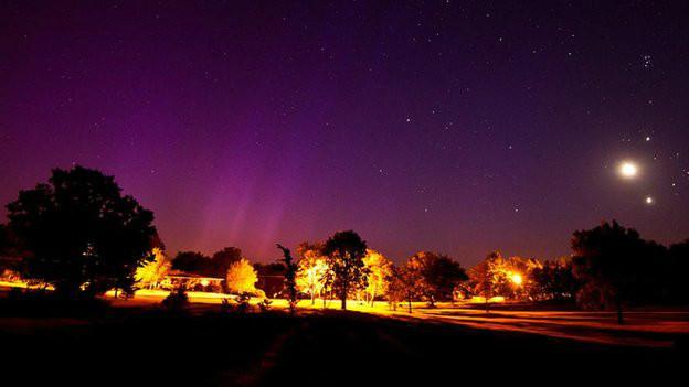 """برخی اخترشناسان معتقدند که این ستاره درواقع """"مقارنه"""" دو جرم آسمانی نورانی بوده است"""